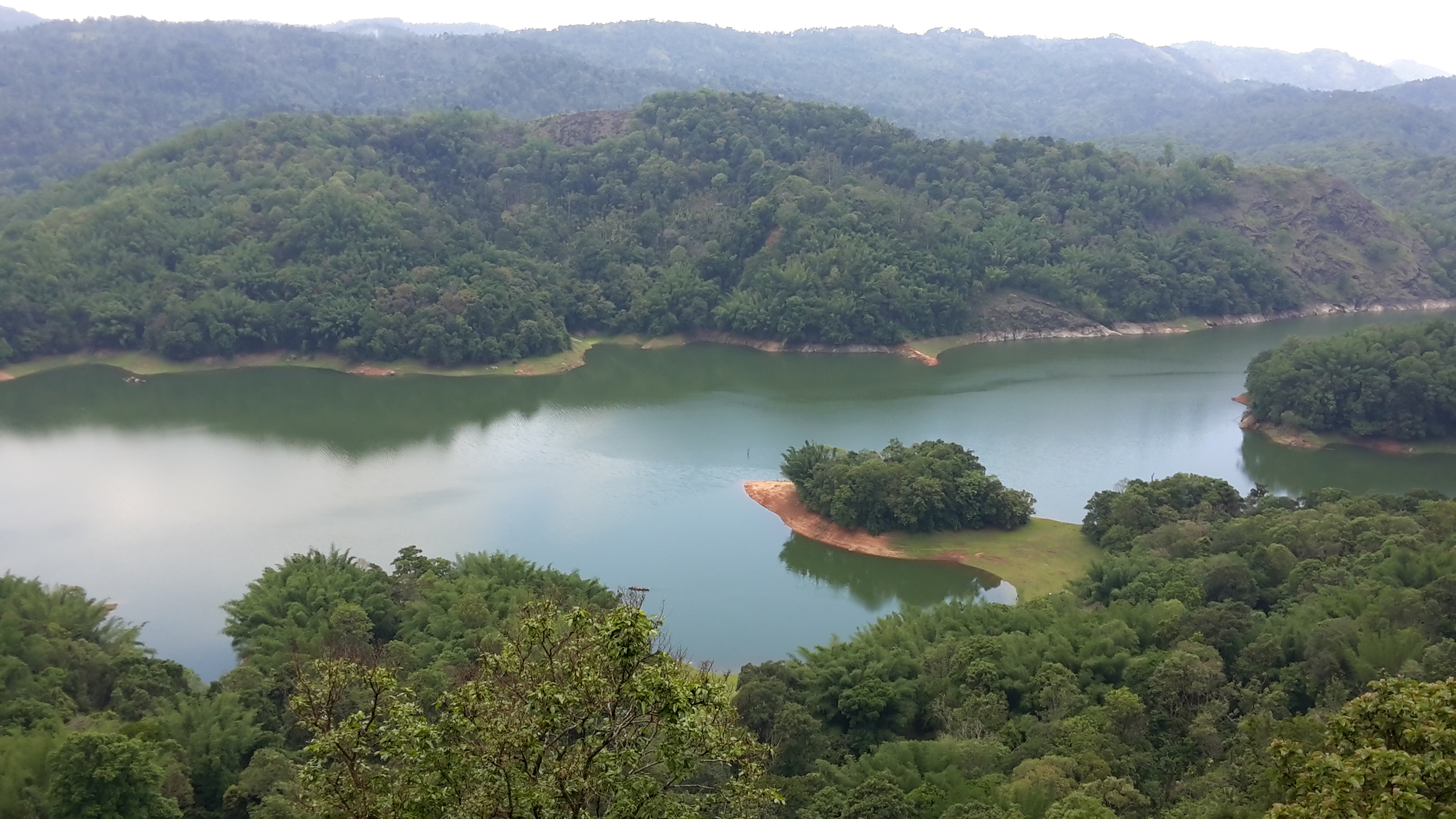 Trekking & Stay at Jungle Lodges at Chinnar Wildlife Sanctuary